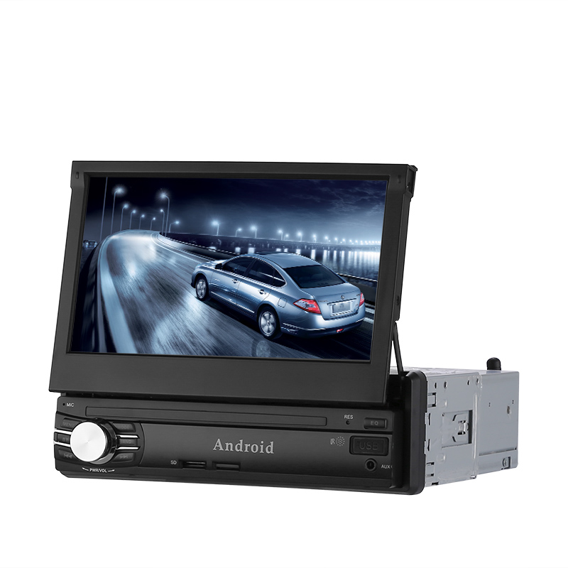 Universal Fitting 7 Inch Car Media Player