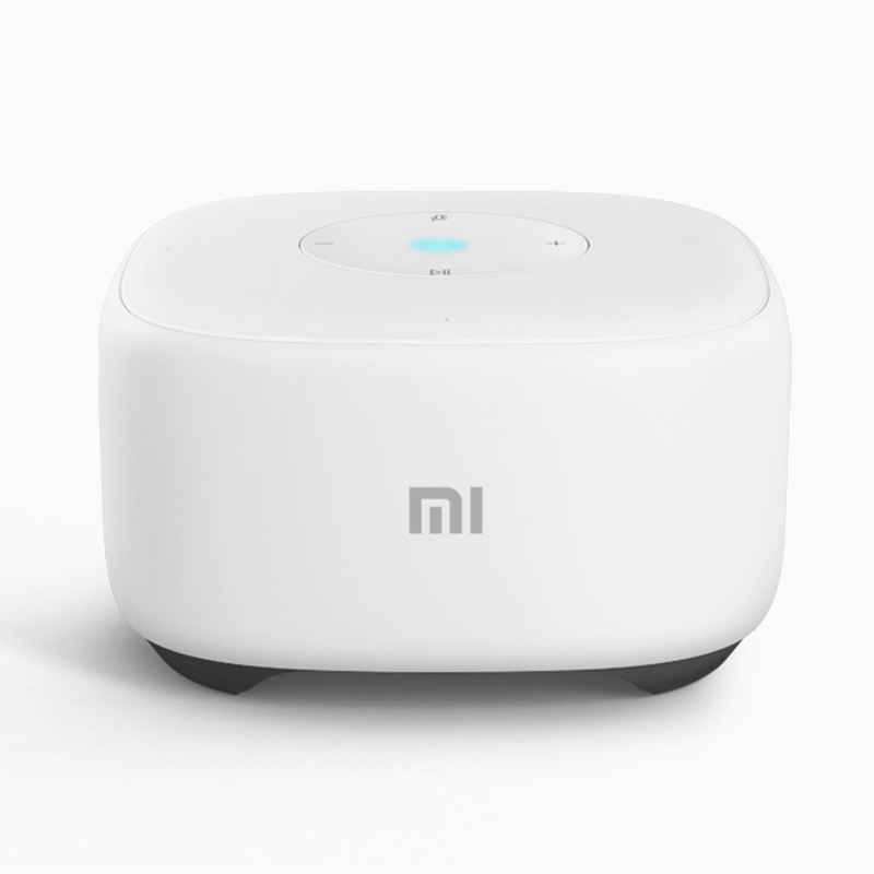 Xiaomi Ai Mini Bluetooth Speaker – 1.5-Inch Speaker, 78dB, Bluetooth 4.1, Lightweight, Voice Control, iOS  Android Compatible