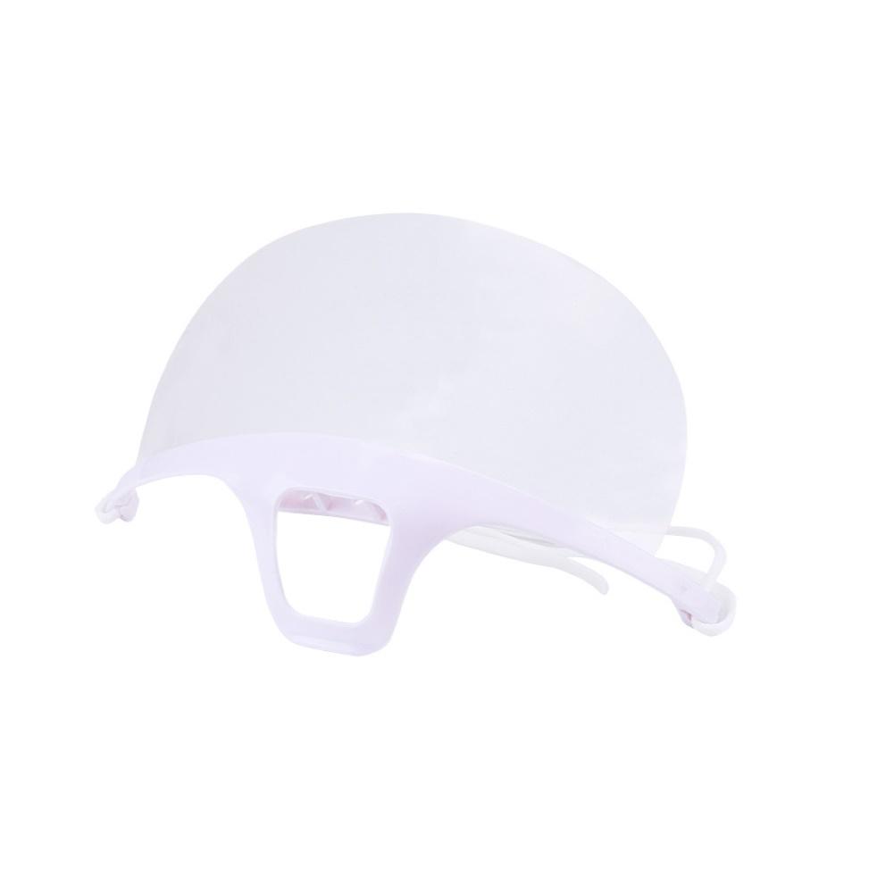 Transparent Face Mask Special Anti-fog Spray Saliva Chef Spit Plastic Kitchen Restaurant Anti-bacteria Mask One