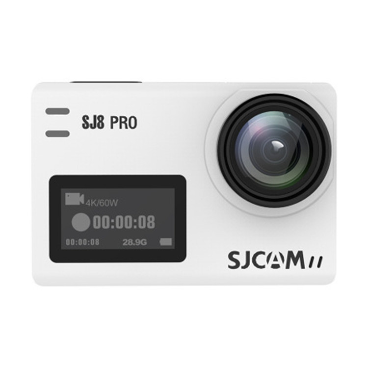 SJCAM SJ8 Pro 4K Action Camera White