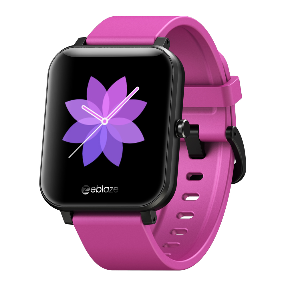 Gts Smart Watch Silicone Dual-band Bluetooth Call Heart Rate Blood Pressure Blood Oxygen Monitoring Smart Bracelet purple