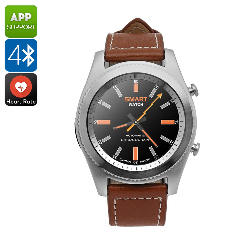 No.1 S9 Smart Watch (Silver)