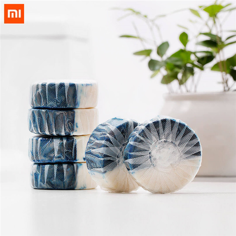 Xiaomi Mijia Blue Bubble Toilet Cleaner