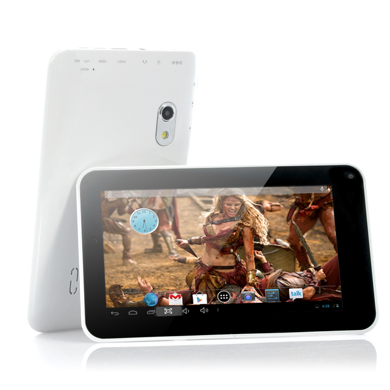 7 Inch Dual Core Android 4.2 Tablet - Cimbri