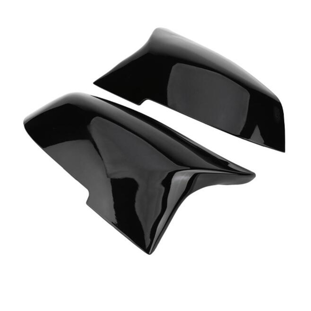 Outer Rearview Mirror Housing Horn Rearview Mirror Cover for BMW F20 F21  F87 M2 F23 F30 F36 X1 E84 OE:51162222543/51162222544