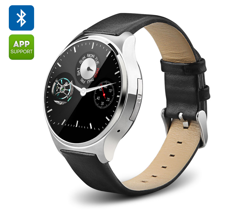 OUKITEL A29 Smart Watch Phone (Silver)