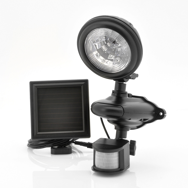 Wholesale solar security light solar powered flood light from china solar powered led pir security light aloadofball Choice Image