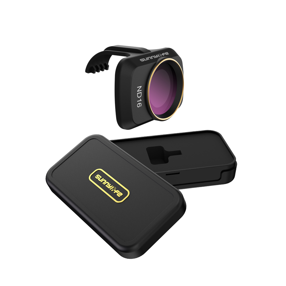 RC Drone Lens Filter Set ND CPL NDPL MCUV Kits for Mavic Mini Airplane Mini Camera Accessories Multi-layer Coating Optical Glass ND16