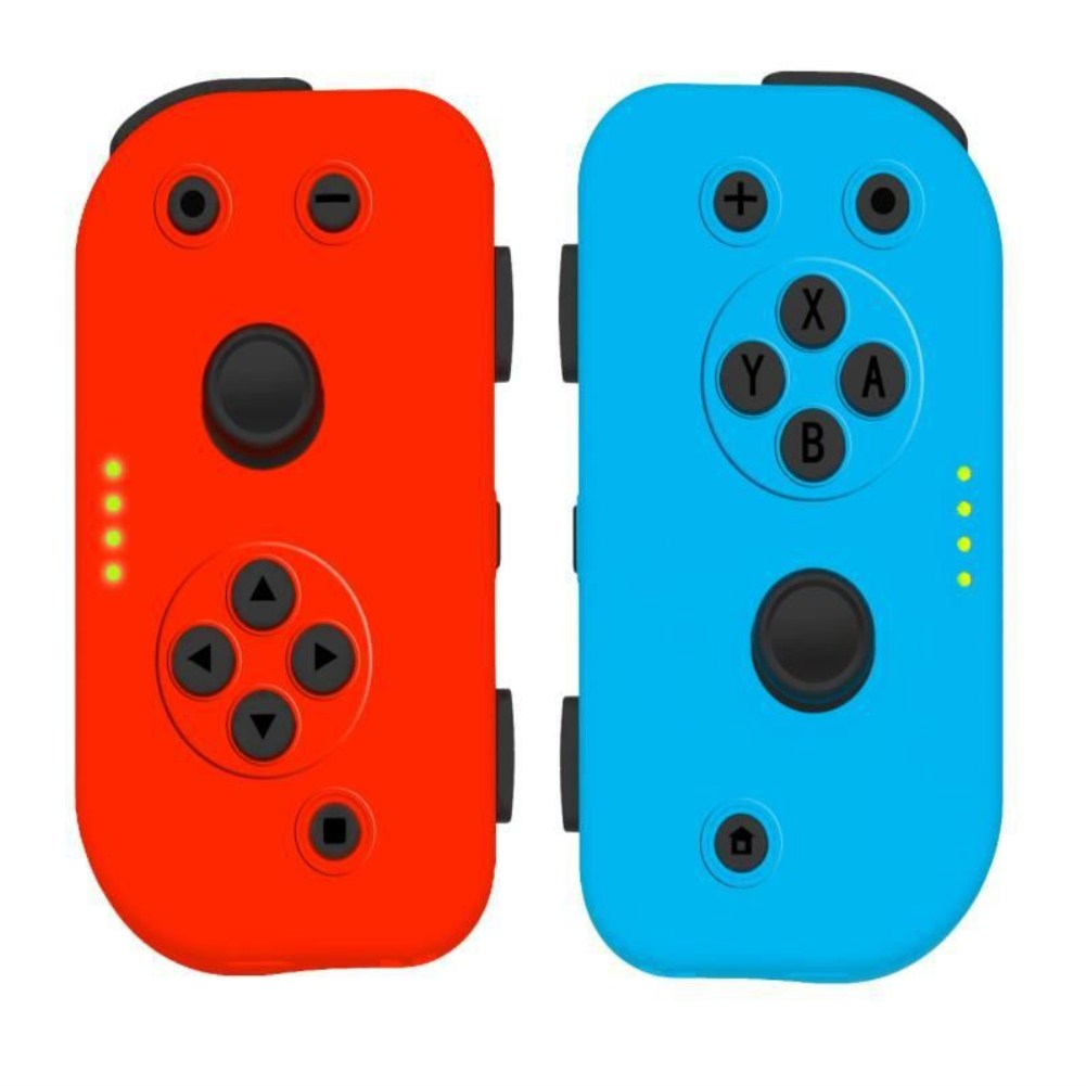 Switch Joy-con Wireless Controller for NS Bluetooth L/R Controller  Red and blue