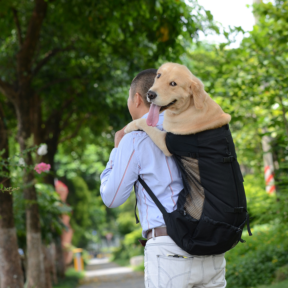 Dog Bag Carrier Pet Dog Backpack