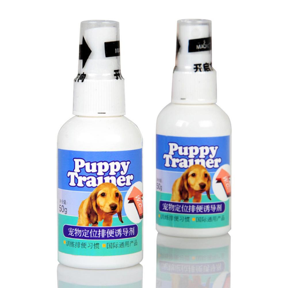 50ml Pet Positioning Defecation Inducer Pet Training Inducer Dog Training Inducer