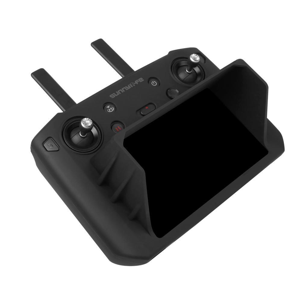 Silicone Protective Cover for DJI Mavic 2 Remote Control with Screen black