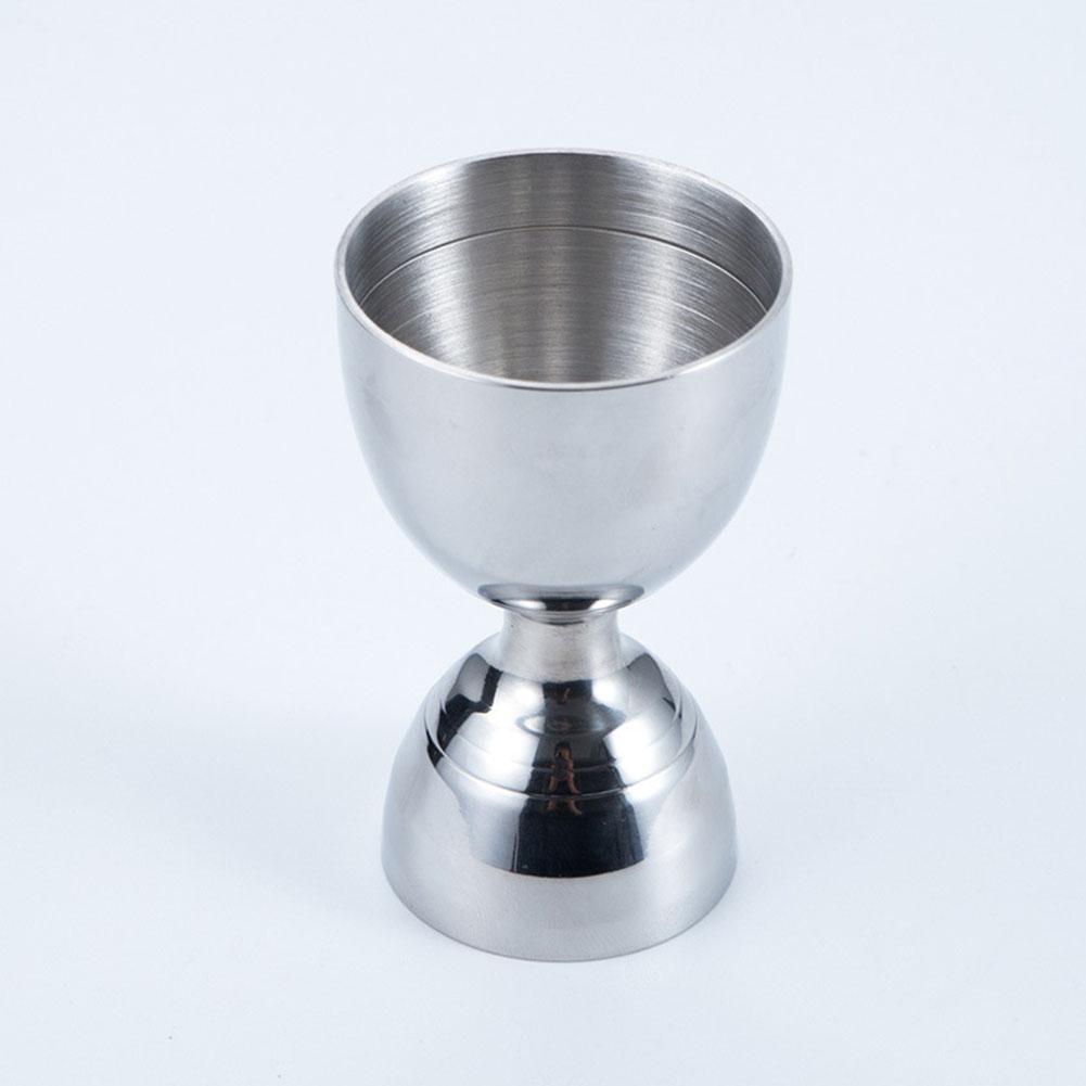 Kitchen Barware Bar Tools Bartender Oz Bar Measures Cup Silver