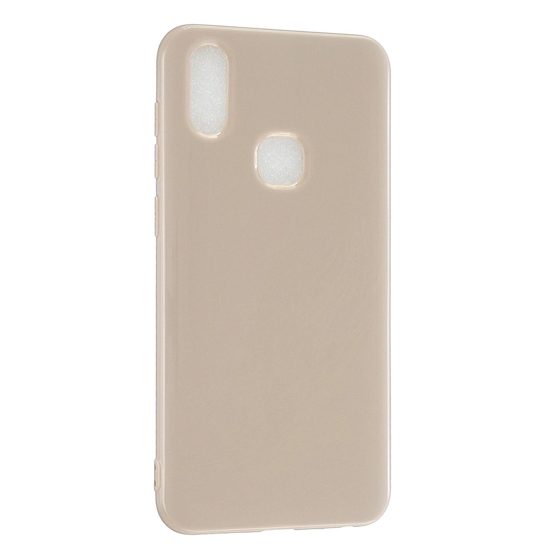for VIVO Y17/Y3 / Y91/Y95/Y93 Thicken 2.0mm TPU Back Cover Cellphone Case Shell Khaki