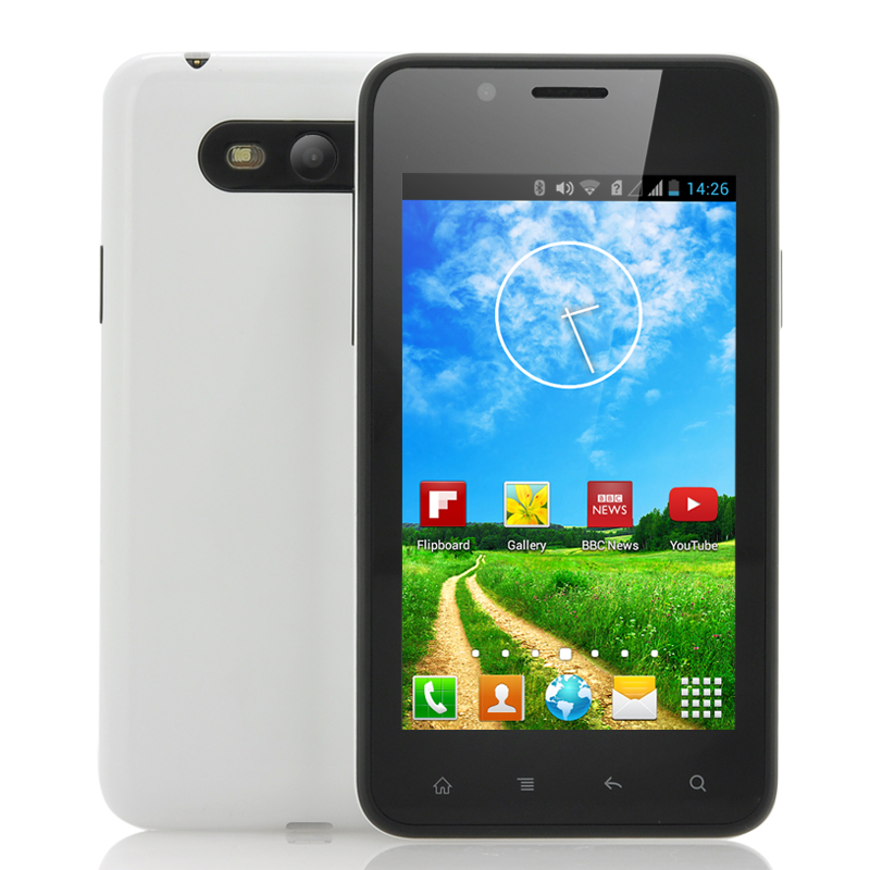 4 Inch Android 4.2 Phone - Hail II (W)
