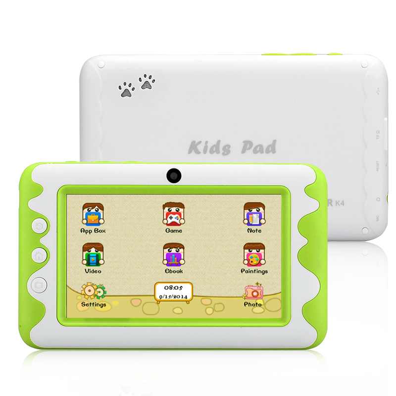 Venstar K4 Childrens Tablet PC (Green)