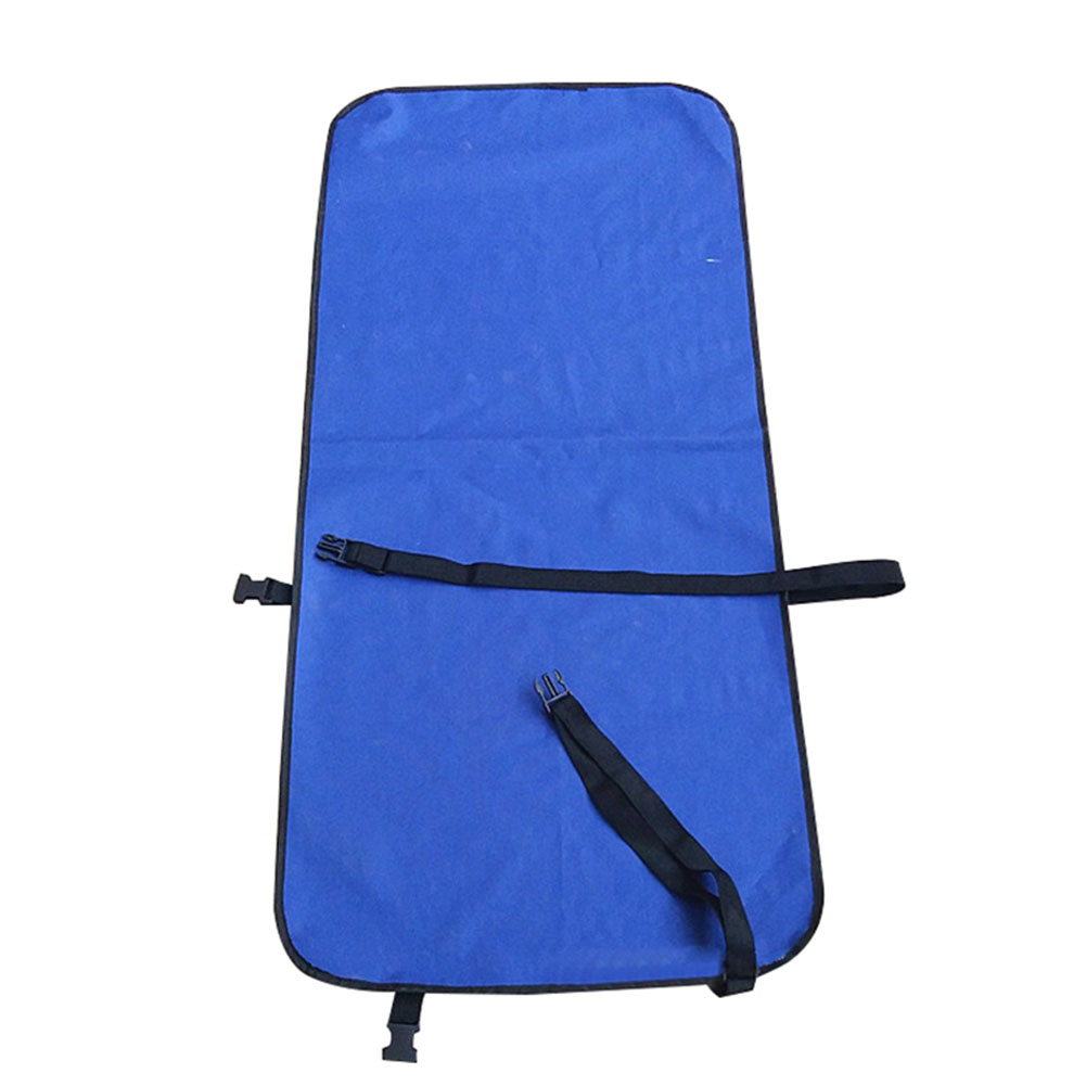 Fashion Waterproof Front Seat Cover Cushion Protector for Pet Dog blue
