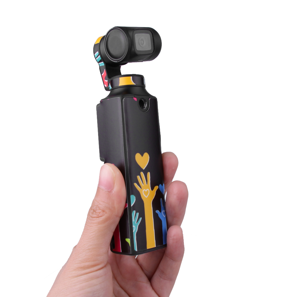 Protective Film Sticker Cover Decal For FIMI Palm Handheld Gimbal Camera Happy palm
