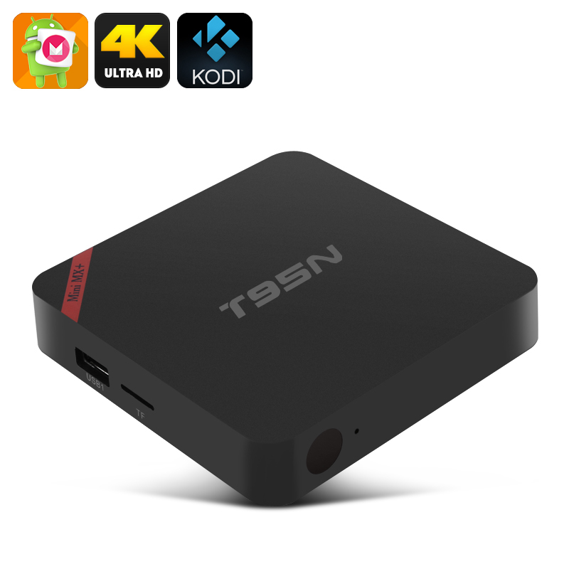 T95N-MINI MX+ Android TV Box