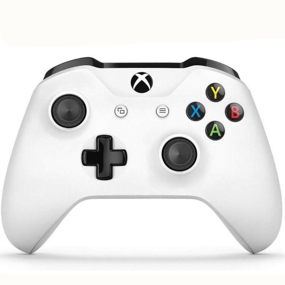 Wireless Controller for XBOX ONE S Gamepad JoyStick white