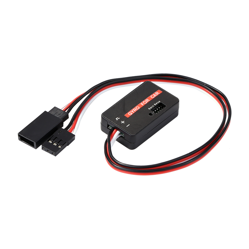 2019 Mini GYC300 Piezoelectric Gyro Module Servo of Advanced Ultra-compact Gyroscope for RC Drone Frame or Car Accessories as shown