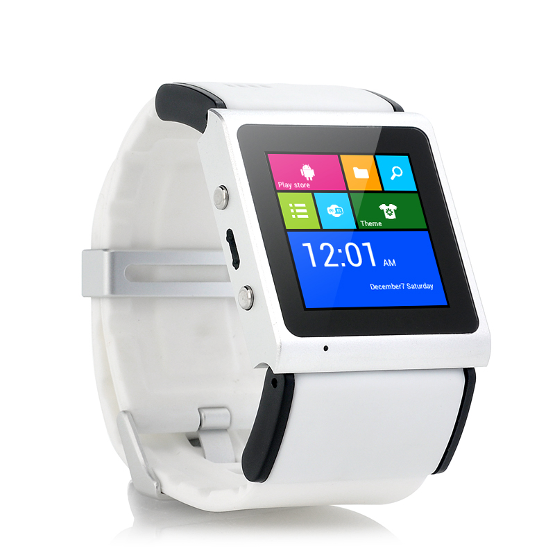 Android GPS Smart Watch - V Strike (W)