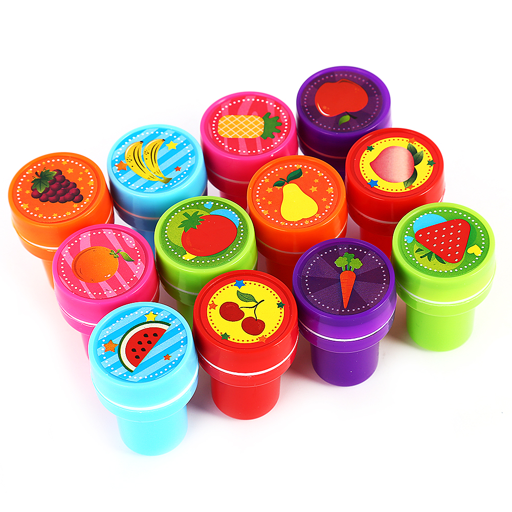 Fruit Seal Children's Toy with Gift Box