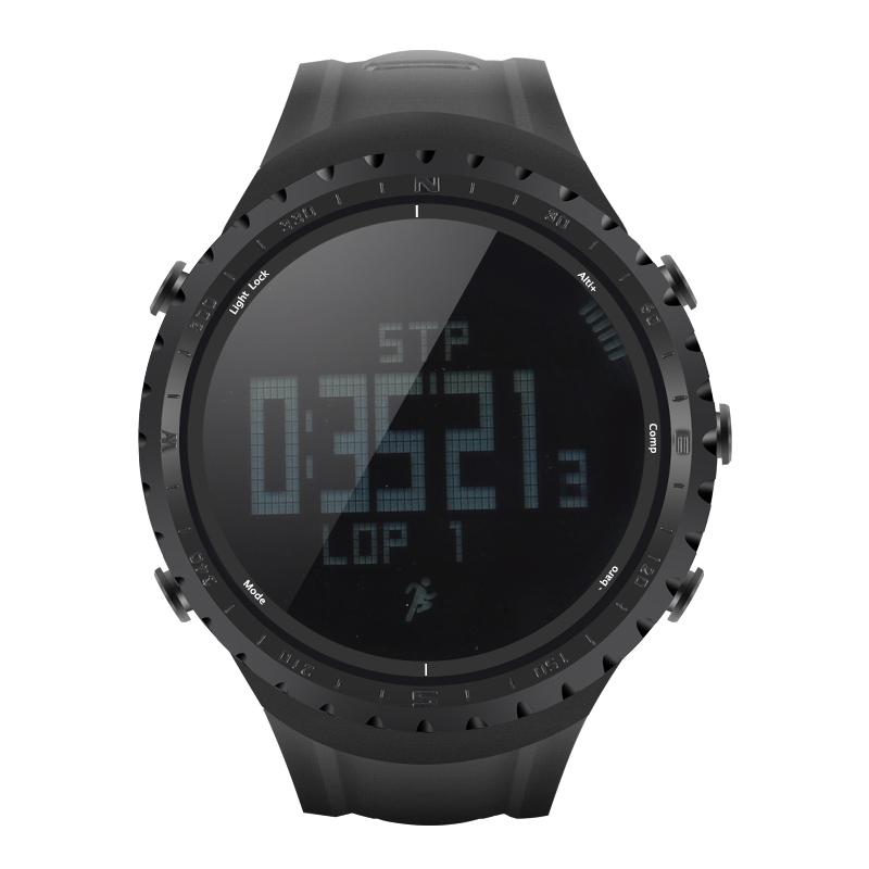Sunroad FR801 Sports Watch (Black)