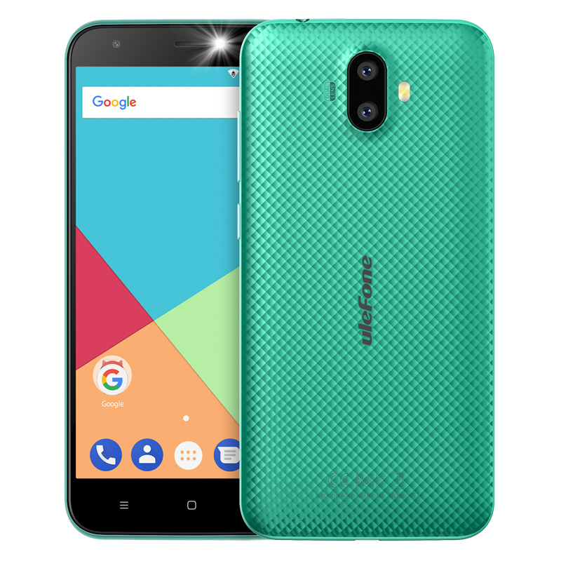 Ulefone S7 1+8GB Low Price 5.0 inch Green