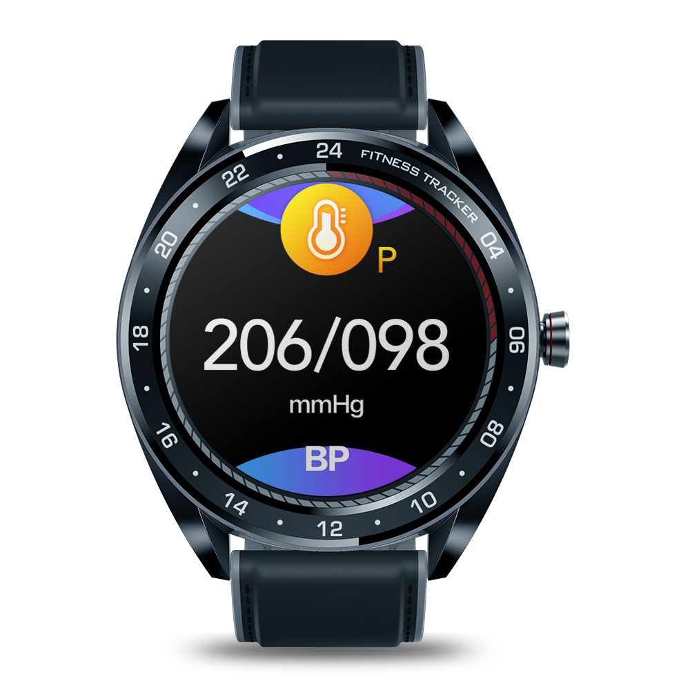 Zeblaze NEO Series Smartwatch - Black
