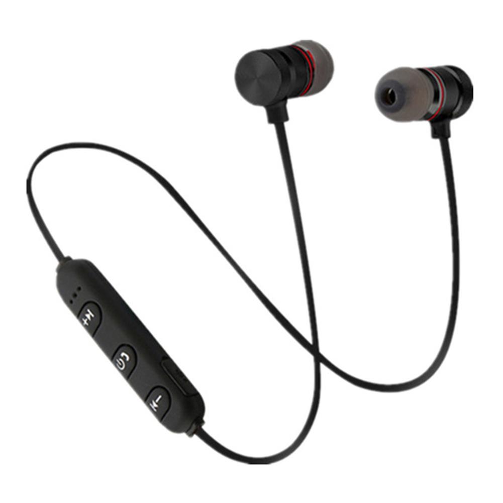 001 Wireless Bluetooth Headset High Speed Transmission Portable Earphones black