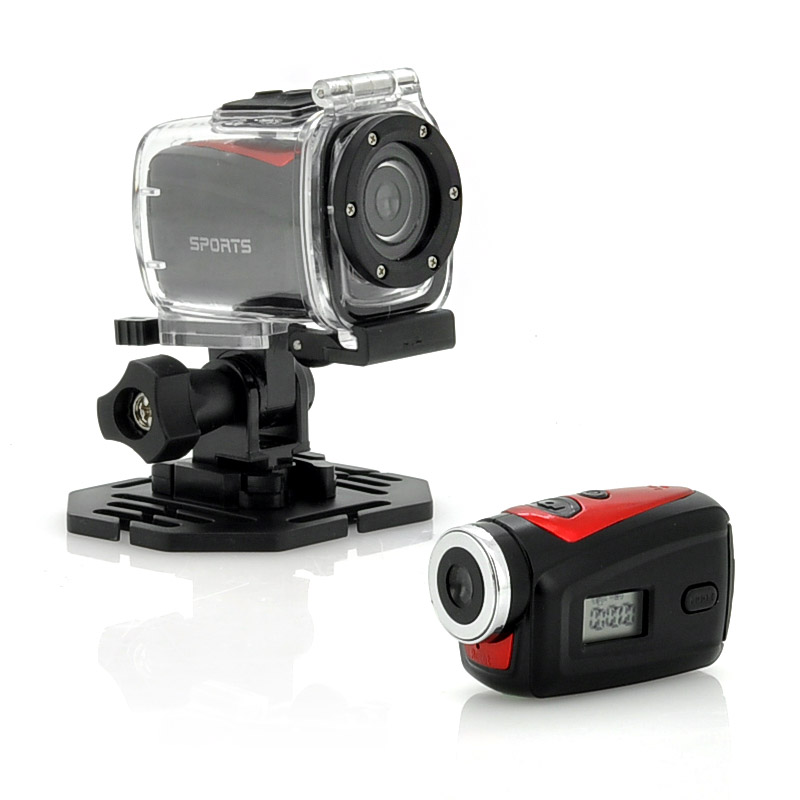 Mini HD Sports Camera - Nanocam
