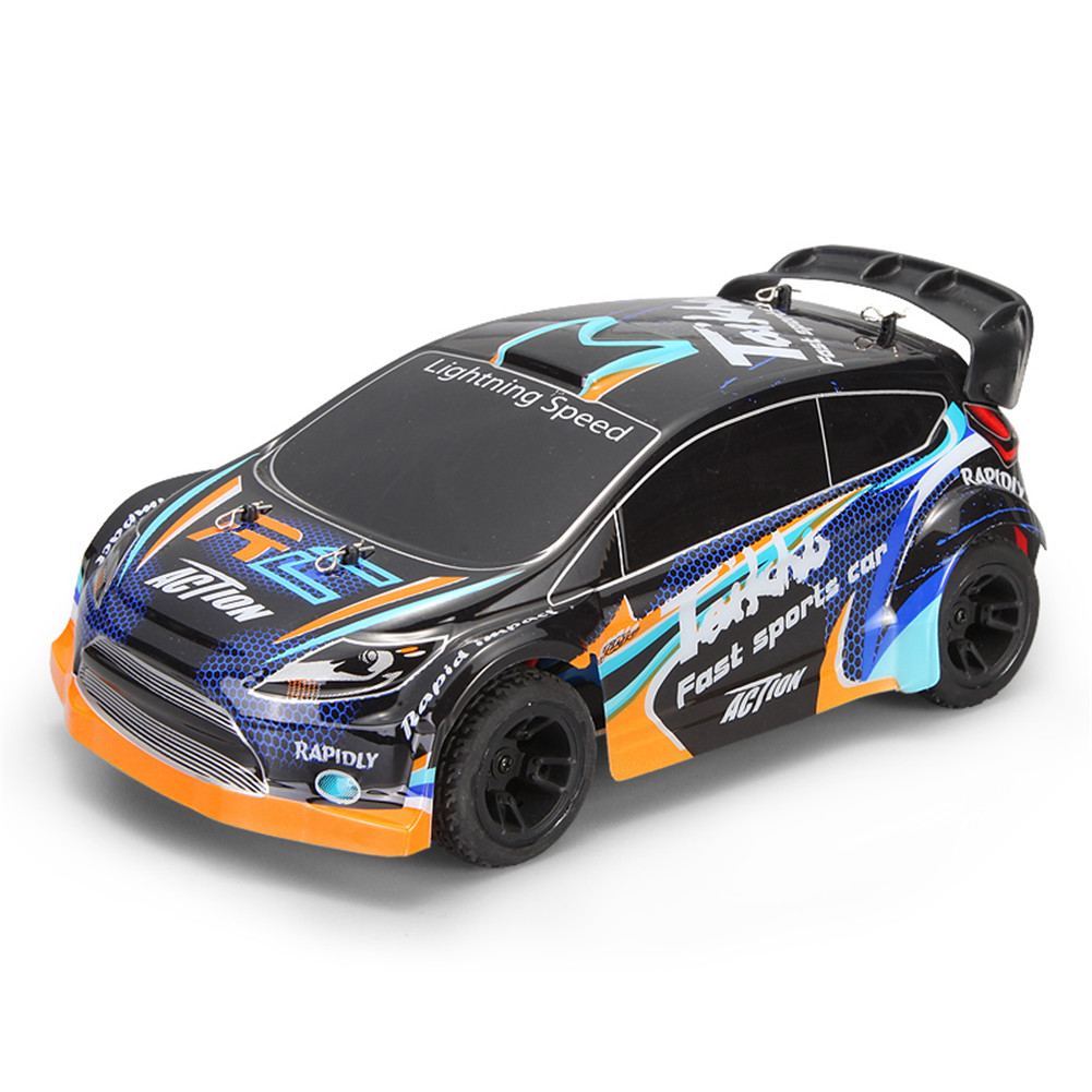 WLtoys A242 1/24 4WD 2.4G Remote Control Racing Desert Off-road Drift Car Rally Car Speed Max 35km/h as shown