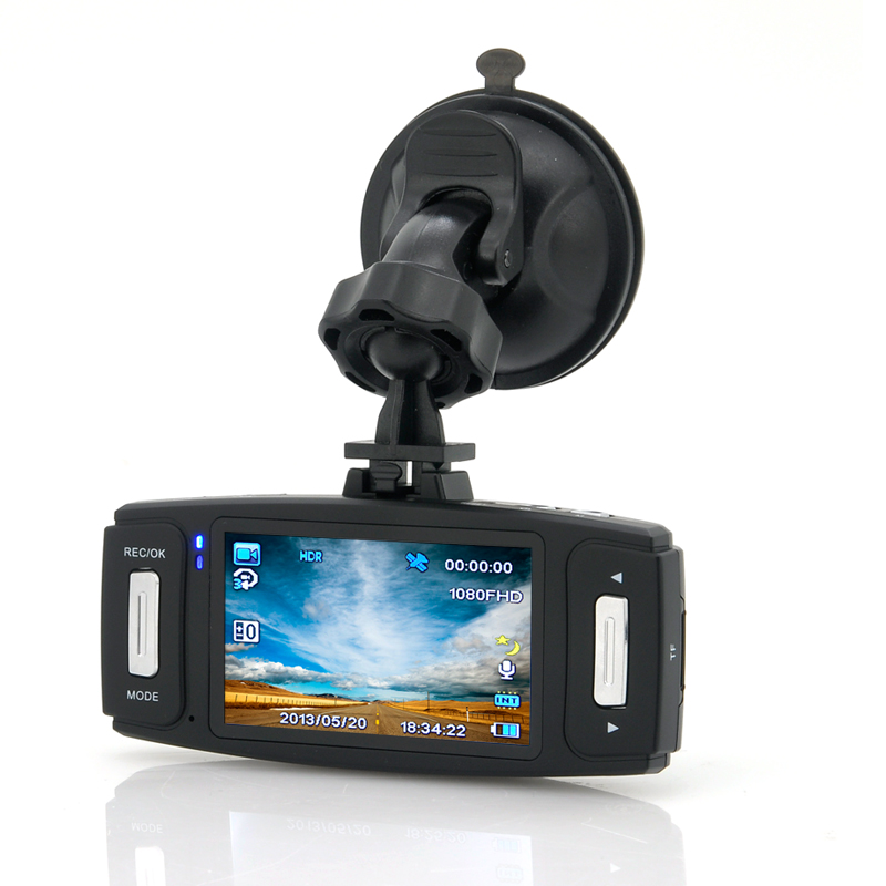 HDMI 2.7 Inch Car Black Box DVR
