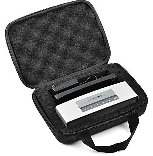 Travel Storage Bag Waterproof Protective Case for Bose SoundLink Mini1/2 Bluetooth Speaker black