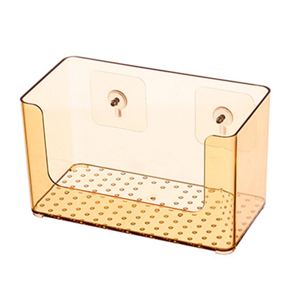 Fashion Wall Hanging Storage Box for Bathroom Kitcken Cosmetics Seasoner Organize