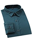 Young Horse Men Slim Fit Button-Down Shirt