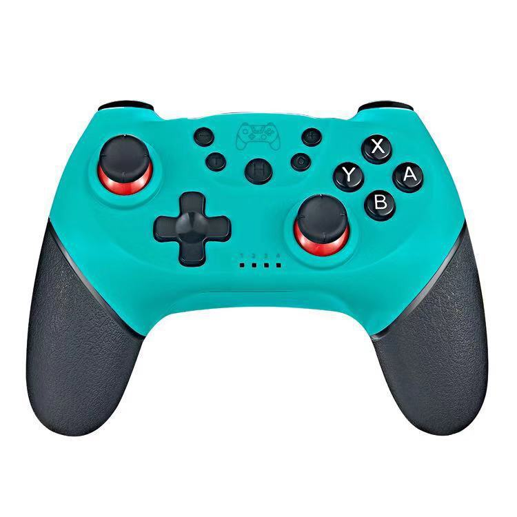 Wireless Bluetooth Game Controller Gamepad with Vibrating 6-Axis For Switch PRO 2#