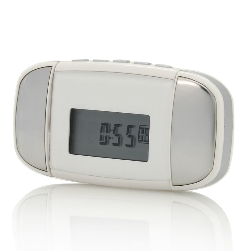 Multifunction Pulse Pedometer w/ 1.6 Inch LCD