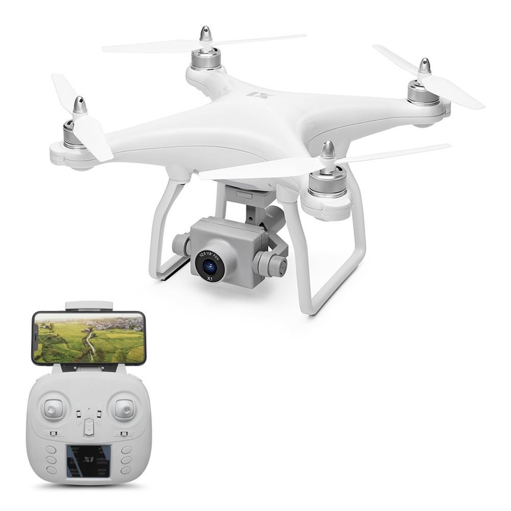 Wltoys XK X1S 5G WiFi 1080P GPS Aerial Brushless RC Drone Remote Control Airplane Children Christmas Birthday Gift X1 with 1 battery