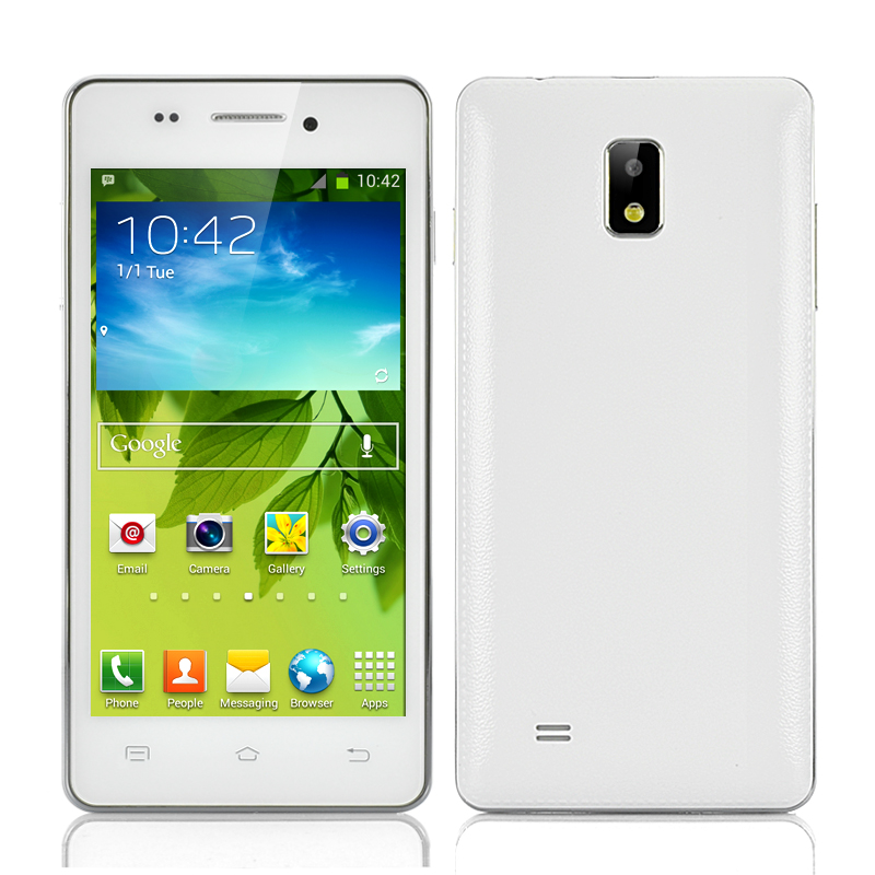 4.7 Inch 3G Android 4.2 Smartphone (White)