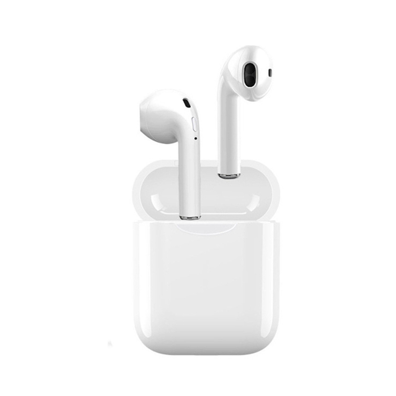 i11 TWS Wireless Bluetooth 5.0 Earphones Earpiece mini Earbuds Headsets With Mic  white
