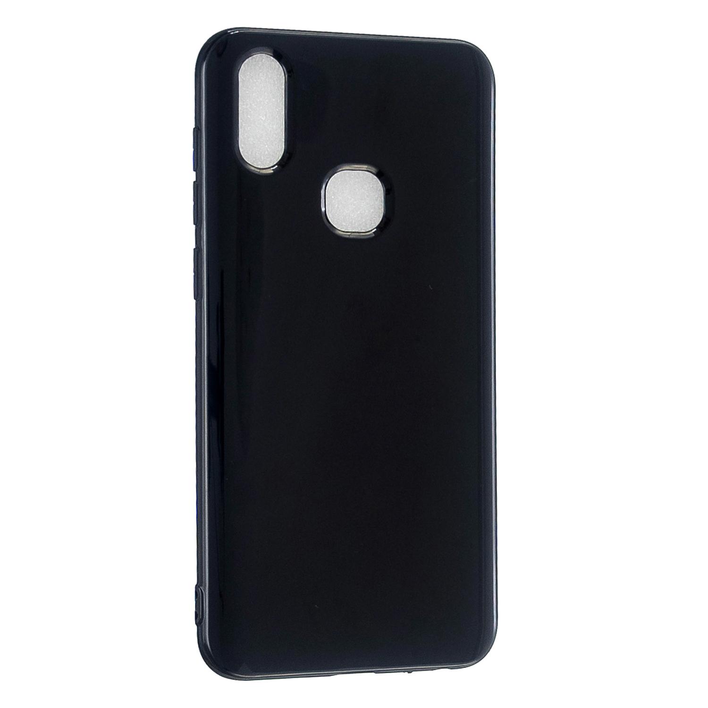 for VIVO Y17/Y3 / Y91/Y95/Y93 Thicken 2.0mm TPU Back Cover Cellphone Case Shell black