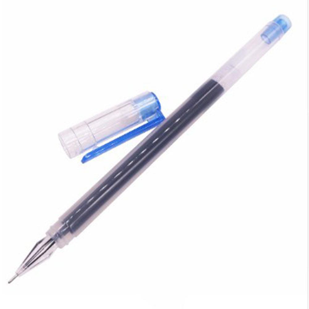0.38mm Large Capacity Ink Dimand Shape Needle Nib Gel Pen