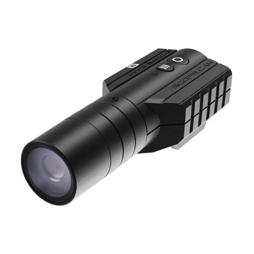 RunCam Scope Cam 4K 40mm Focal Length HD Camera Action Video Camera Built-in WiFi Module Replaceable Battery black