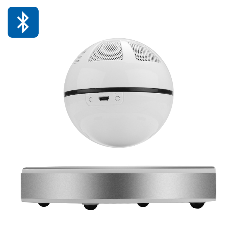"Levitating Bluetooth 4.1 Speaker ""Vortex"""