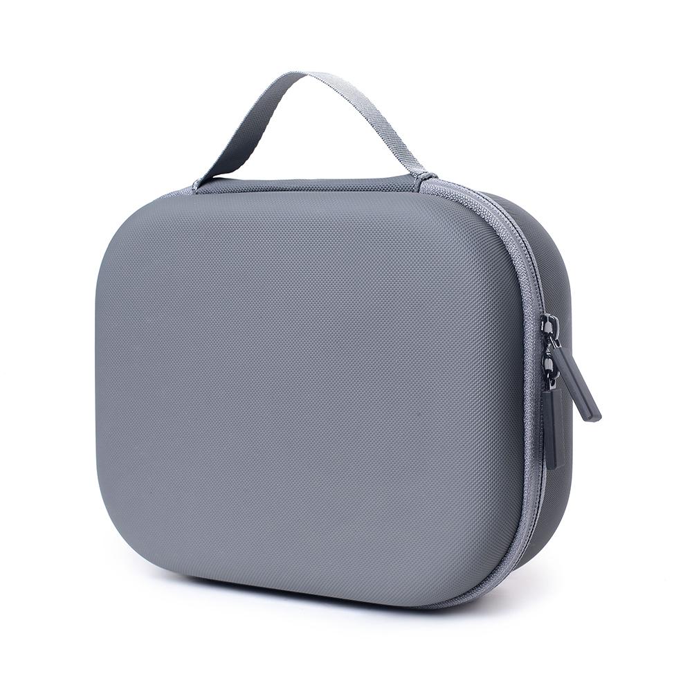 Portable Waterproof Nylon Storage Bag Mini Airplane Carrying Case Box for DJI Mavic Mini Drone gray