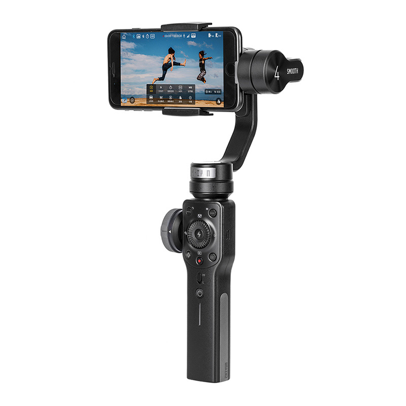 Zhiyun Smooth 4 3-Axis Handheld Smartphone Gimbal Stabilizer Chinese Version black