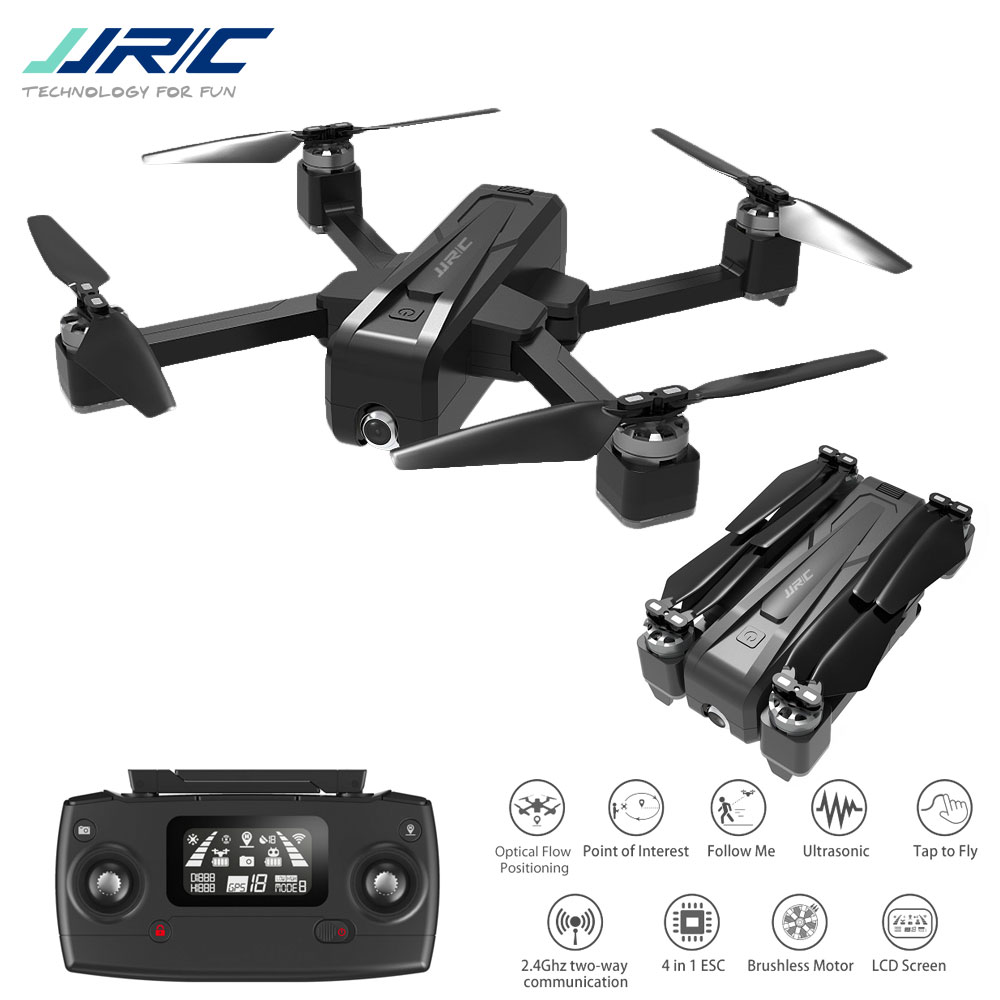 JJRC X11 5G WIFI FPV With 2K Camera GPS 20mins Flight Time Foldable RC Drone Quadcopter vs f11 b4w sg906 1 battery