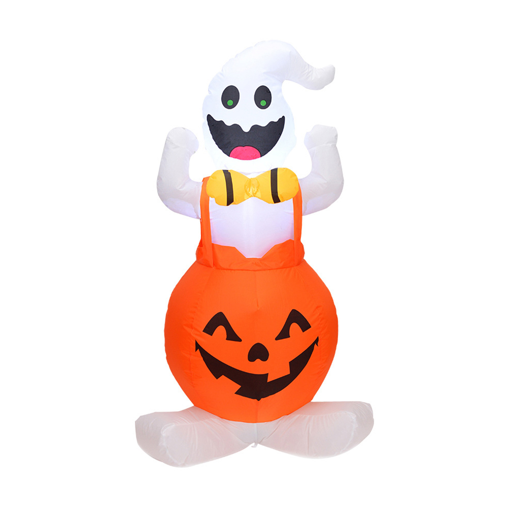 1.2M Inflatable Pumpkin Ghost Toy Halloween Decoration U.S. regulations